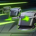 Turbolaser Batteries