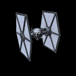 First Order SF TIE Fighter