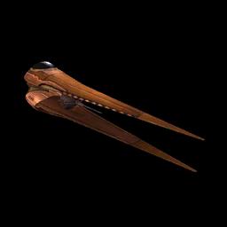 Geonosian Soldier's Starfighter