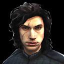 Kylo Ren (Unmasked)