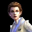 Rebel Officer Leia Organa