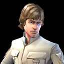 Commander Luke Skywalker