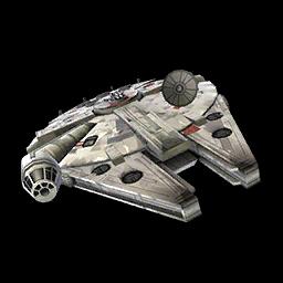 Han's Millennium Falcon