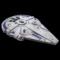 Lando's Millennium Falcon
