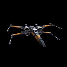 Poe Dameron's X-wing
